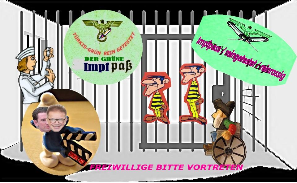 SCHADEN DURCH IMPFUNG - IMPFSCHADENGESETZ